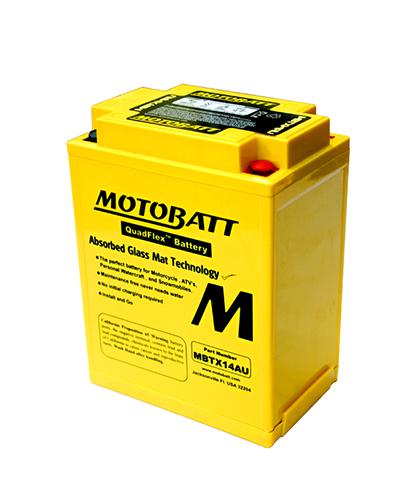 Motobatt MBTX14A 530574c05f31a