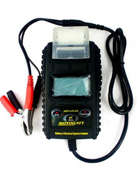 MotoBatt 6 12V Pro PLUS Electronic Battery and System Tester 480x600
