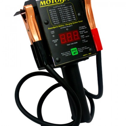 MotoBatt 125A Digital Load Tester