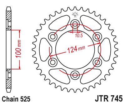 JTR745