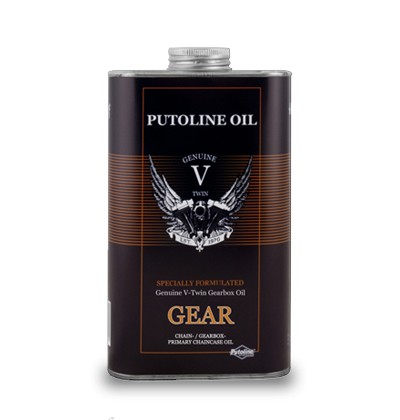 Putoline Genuine V-Twin Gearbox Oil