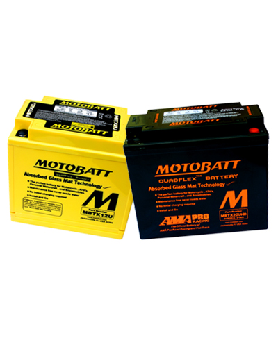 Motobatt Quadflex Battery