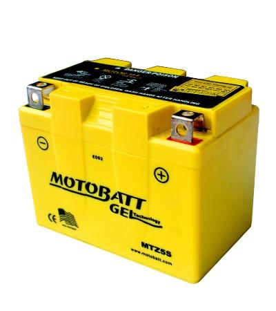 Motobatt Gel Battery