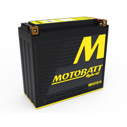 Motobatt Hybrid Battery MH51814