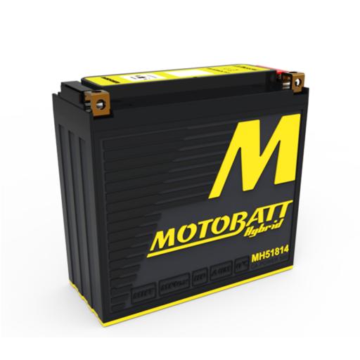 Motobatt Hybrid Battery