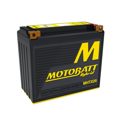 Motobatt Hybrid Battery MHTX20