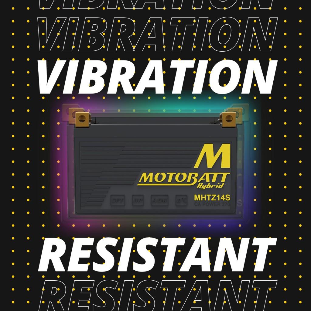 VIBRATION RESISTANT